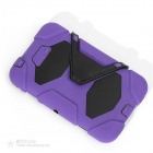 "Silicone Case w/ Stand for Galaxy Tab 3 10.1"" P5200 - Purple"
