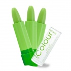 Water-Resistant Color-Changing Lipstick / Lip Balm - Green