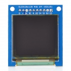 Full Color 128 x 128 OLED Display Module w/ TF / SPI for Arduino - Blue