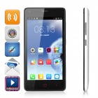 "MG9 Android 4.4 Quad-core 3G Phone w/ 4.5"" IPS, 4GB ROM, GPS, Dual Cam - White + Black"