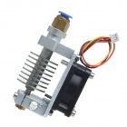 Geeetech E3D Metal J-Head V2.0 Long-Distance 3D Printer Extruder (1.75mm Filament/0.4mm Nozzle)