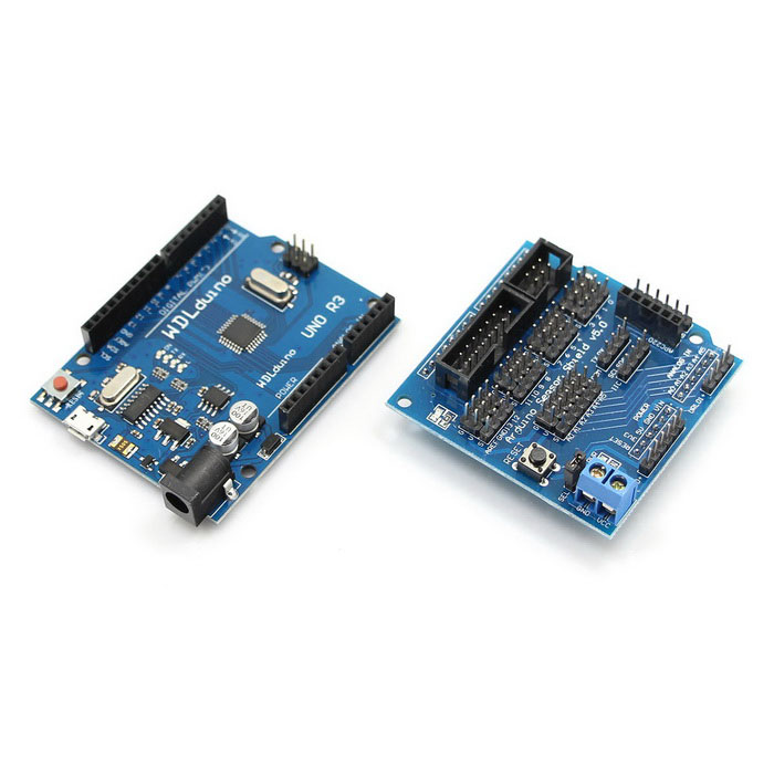 Micro usb socket uno r atmega p development kit for