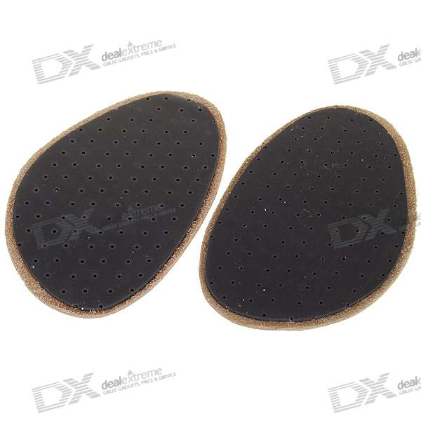 Leather Forefoot Insole Pads - Large (Pair)