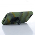 Protective TPU Case Armor for IPHONE 6 PLUS - Green Camo