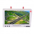 RC732-DVR 7'' 5.8GHz 32CH HD Diversity Receiver FPV Monitor Built-in Battery - White