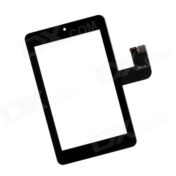 Replacement Touch Screen Glass Module for Asus ME173 ME173X - Black