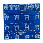XGHF-51 MCU DIY 4 x 4 x 4 kuutio valo elektroniset design kit - blue