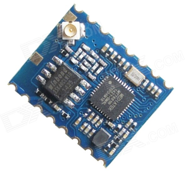 XGHF-MT7681 Serial Port Wi-Fi Module - Blue
