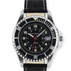 Genuine Bergmann 1980 Classic Men's Watch - Black