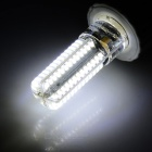 JR-LED G4 7W LED Corn Lamp Bluish White 500lm SMD 3014 (AC 200~240V)