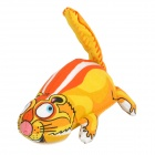 Creative Squirrel Style Durable T/C Cloth + Cellucotton Chewing Toy for Pat Cat - Multi-Color