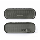 MOCREO Crater Portable Waterproof Bluetooth V4.0 Speaker w/ NFC - Gray