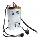 Geeetech 350W 12V 29A S-350-12 AC/DC Switching Power Supply for 3D Printer - Silver