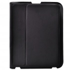 Slim-Fit Protective PU Carrying Bag for Apple iPad (Black)