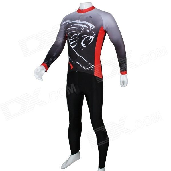 paladinsport maillot cycliste pour homme pantalon set blanc noir 3xl envoie gratuit. Black Bedroom Furniture Sets. Home Design Ideas