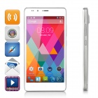 "Kingsing T8 MT6592M Octa-Core Android 4.4.2 WCDMA 3G Phone w/  5.0"" / 8GB ROM / GPS / Wi-Fi - White"