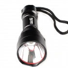 Warsun C8 Outdoor 800lm 3-Mode White Light Flashlight (1*18650)
