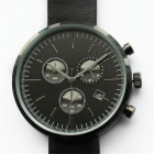 Genuine Bergmann UniformWares 351 Classic Unisex Watch - Black