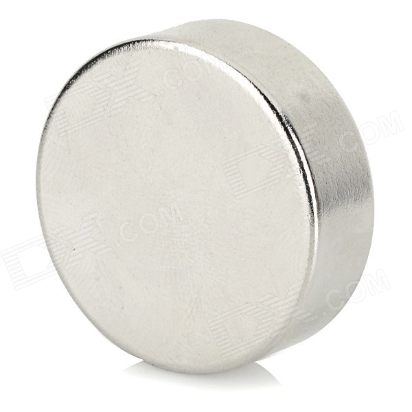 30*10mm NdFeB Magnet - Silver