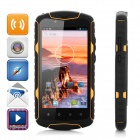 "NO.1 X-men X1 Android 4.4.2 MTK6582 Quad Core 3G Smartphone w / 5.0"", IP68, 8GB ROM, 13.0MP + 5.0MP"