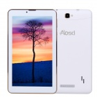 "AVOSD S3 7 ""TFT Dual-Core-Android-Phone 3G Tablet PC w / WLAN / 8GB ROM / GPS - White (US Stecker)"