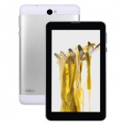 AVOSD S2 MTK6572 3G android tablet 512MB RAM, 4GB ROM - zilver + wit