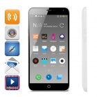 "MEIZU HINWEIS Android 4.2 (Flyme4.1) MTK 6752 1.7GHz Octa-Core-Phone 4G w / 5,5 ""FHD, 2GB RAM, 13MP-Weiß"