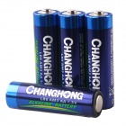 ChangHong LR6 AM3 AA 1.5V Alkaline Battery Pack (4 PCS)