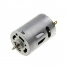 RS-380SH Short Axis Micro DC Motor for Fan - Iron Grey