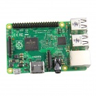 Raspberry Pi 2 Model B ARM Cortex-A7 Quad Core CPU 900MHz 1GB RAM (Support Windows 10,Ubuntu etc.)