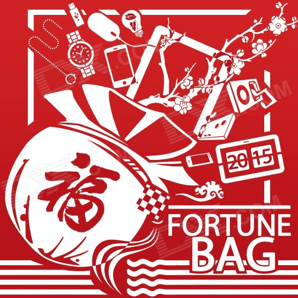 Your Fortune Is Here. Limited Offer Only in Chinese Lunar New Year. Big Discount!