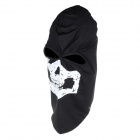 Skull Printing Elastic CS Tactical Face Mask Headwear