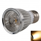 WaLangTing E27 5W COB LED Spotlight Warm White 3300K 450lm - Silver (AC 110~240V)