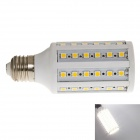 E27 10W LED Corn Lamp White Light 6000K 1000lm SMD 2835 - White (AC 220~240V)