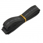 Jtron 12mm Diameter Heat Shrink Tubing / Insulating Tube - Black (2m)