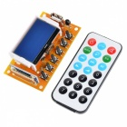 "IN-Color 2"" LCD 12V Digital Audio MP3 Player Module with Bluetooth / FM / USB / SD / MMC / Recorder"
