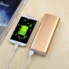 Solder-Free Replaceable 6*18650 13200mAh Mobile Power Bank - Golden