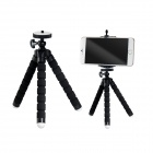 "360' Rotating Octopus Style Tripod for Samsung / 2.3~5.7"" Mobile Phones - Black"