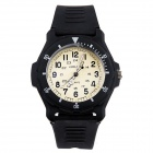 Willis 5505 Fashionable Glow-in-the-Dark Luminous Japanese Movement Sports Watch - Black (1 x 626)