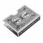 Bicycle Rider Back Zinc Alloy Playing Card Holder