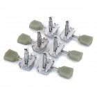 Tuning Machine Head Key / Tuner Peg for Electric Guitar (6PCS)