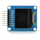 "Waveshare DIY 0,95 "" SSD1331 Tela OLED Display Module - Azul"