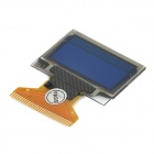 "Waveshare DIY 0.96"" SSD1306 OLED Screen Display Module - Silver"