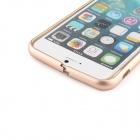Durable Protective Aluminum Alloy Bumper Frame for IPHONE 6 - Golden