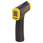 """BESTIR BST-38611 1.2"""" LCD Infrared Temperature Tester Thermometer - Yellow + Gray"""