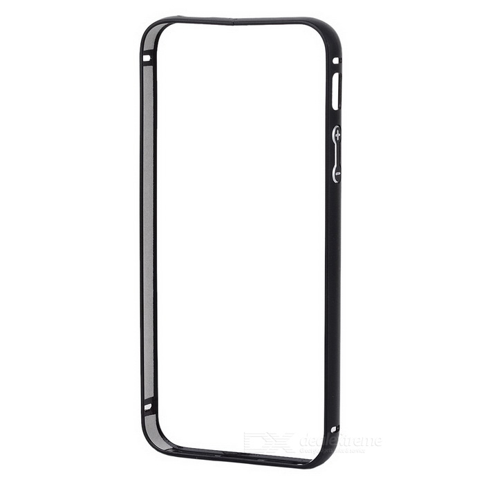 Protective Aluminum Alloy Bumper Frame for IPHONE 5/5S/SE - Black