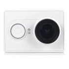 Xiaomi Xiaoyi 1080P 16MP CMOS Sports Camera Camcorder w/ Wi-Fi / Bluetooth 4.0 - White