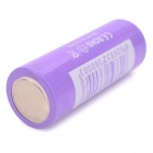 "BestFire Rechargeable ""1500mAh"" 3.7V 18500 Li-ion Battery - Purple"