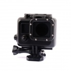 PANNOVO G-815 Professional Dark Shading 30M Waterproof Camera Housing Case for GoPro Hero 3 / 3+ / 4