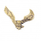 Flying Eagle Pattern 3D Zinc Alloy Decoration Conversion Standard Car Body Metal Sticker Decal